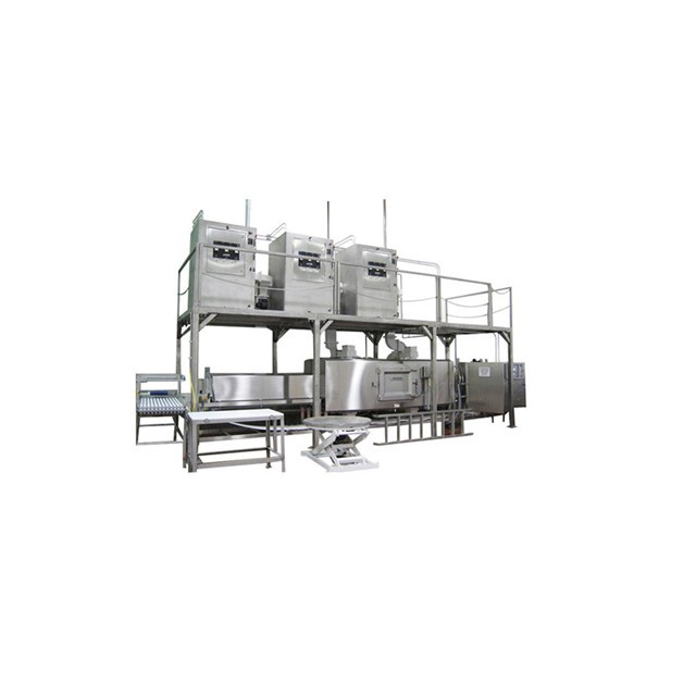 Buy Continuous Belt Type Frozen Food Thawing Machine