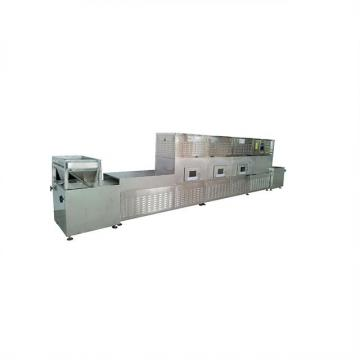 Automatic Sea Shrimp Microwave Drying and Sterilizing Machine