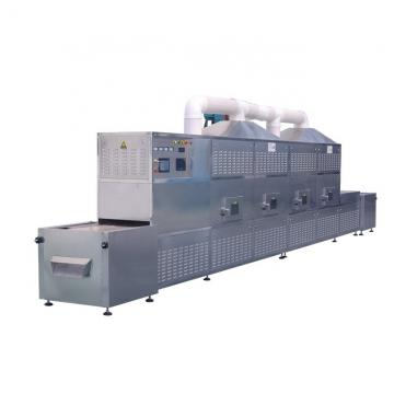 Stainless Steel Flower Tea Microwave Sterilization Drying Machine