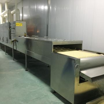 Microwave drying and sterilization machine noodles drying machine