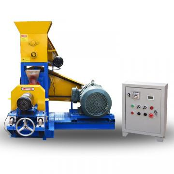 Dry Cat / Dog Food Extruder Machine, Fully Automatic Pet Food Equipment