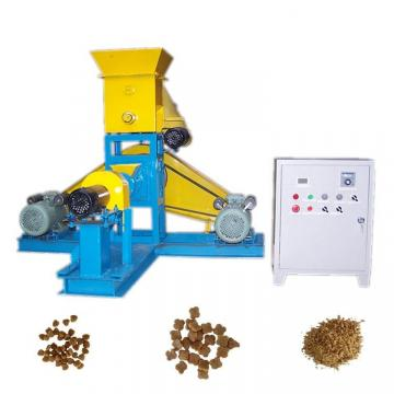 New design small dog cat fish food extruder for pet food making